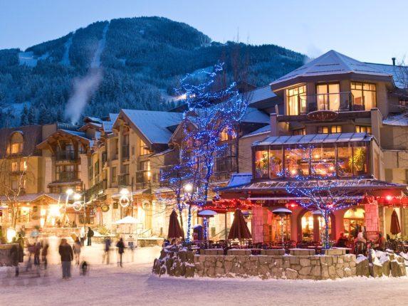 Winter Park Ski Resort in Colorado